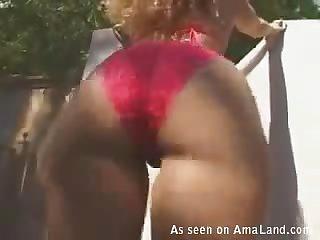 arsch porno hot bikini sexy