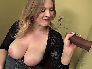 Blonde big tits gloryhole Gloryhole Videos Tube Porn Motors