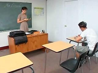 High School-Lehrer Anal