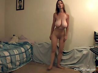 Sexy Milf Tease Strumpfhosen